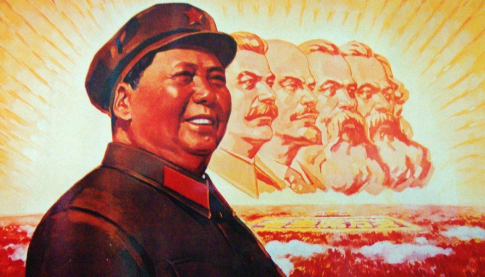 Mao Sedong communist