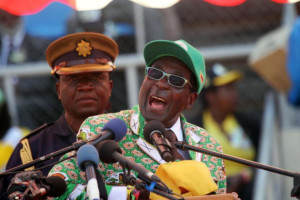 Mugabe no land for whites in Zimbabwe