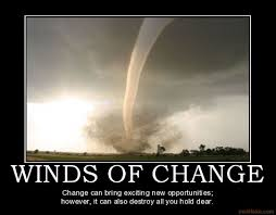 Winds of change 2