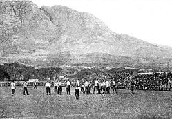 England v Cape Colony 1891